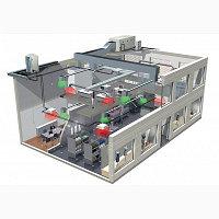Системы отопления, вентиляции ...