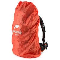 Накидка на рюкзак Naturehike Backpack Covers Orange р-р M (30-50л)