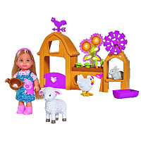 Кукла Simba Еви Счастливая ферма 10 5733075