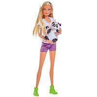 Кукла Simba Штеффи с маленькой пандой 10 5733048
