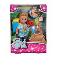 Кукла Simba Тимми с рюкзаком и собачкой 10 5733230