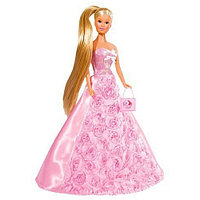 Кукла Simba Штеффи в платье с розами, 29см 10 5739003