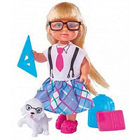 Кукла Simba Еви и школьные принадлежности 10 5736330