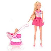 Кукла Simba Штеффи с ребёнком, 29 см и 5 см 10 5733067