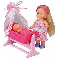 Куколка Simba Эви с кроваткой 10 5736242