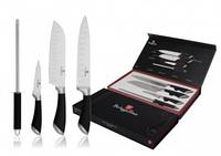 Набор ножей 4 пр berlinger haus ss velvet line (bh-2017)