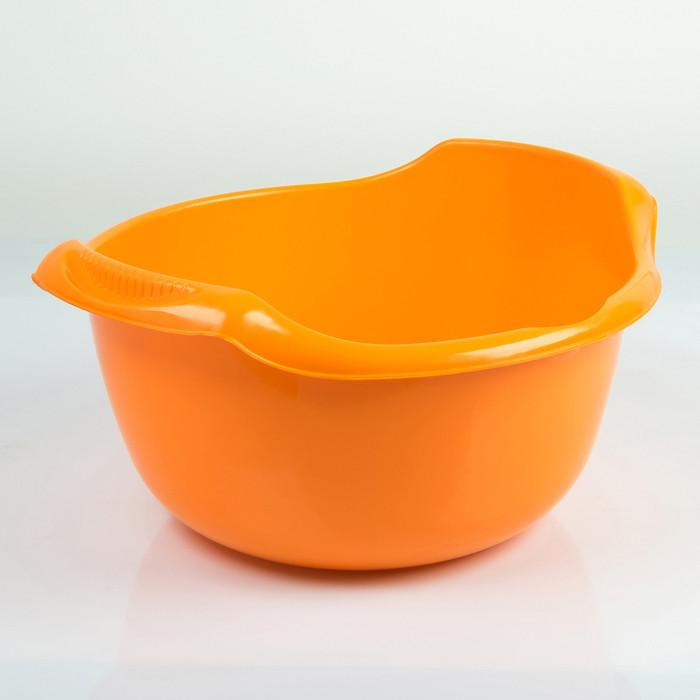 Таз пищевой 13 л, цвет МИКС