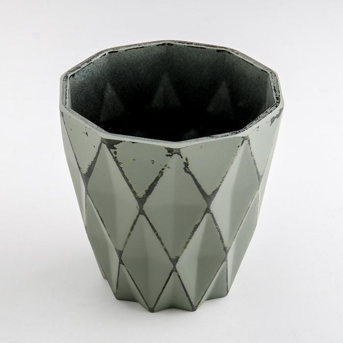 Кашпо «Лофт.Антик», 750 мл, цвет МИКС