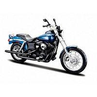 Мотоцикл Maisto Harley-Davidson Dyna Super Glide Sport 2004 (32321) 1:12