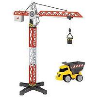 Игрушка Dickie Toys Кран башенный с машинкой, 67 см 20 346 3337