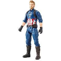 Фигурка Hasbro Мстители Титаны Капитан Америка E0570