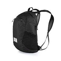 Складной рюкзак Naturehike Silicone Foldable 18 л Black