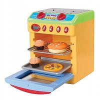 Игрушка PlayGo Детская кухонная плита с аксессуарами 3208