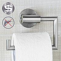 WonderWorker HOLD Держатель для туалетной бумаги крепление на шурупах/клей 80098