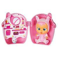Кукла Cry Babies Плачущий младенец в домике с аксессуарами IMC 098442
