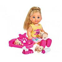 Кукла Simba Эви с собачками 10 5733041