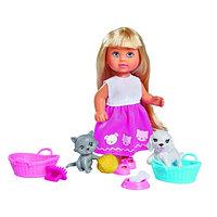 Кукла Simba Еви Домашние питомцы 10 5733044