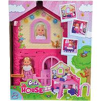 Кукла Simba Эви и её домик 10 5731508