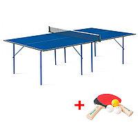 Теннисный стол Hobby Light - облегченная модель теннисного стола для использования в помещениях, фото 1