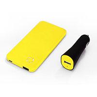 Подарочный набор Colorissimo 4000 мА/ч ZE1YL Yellow