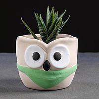 Кашпо керамическое, фото 1