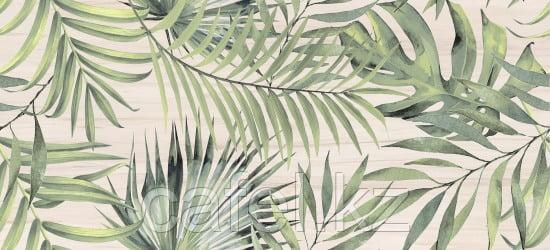Кафель | Плитка настенная 20х44 Ботаника | Botanica декор многоцветный