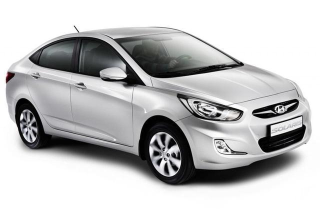 Hyundai Accent (Solaris)