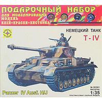 Сборная модель «Немецкий танк Т-IV H/J»