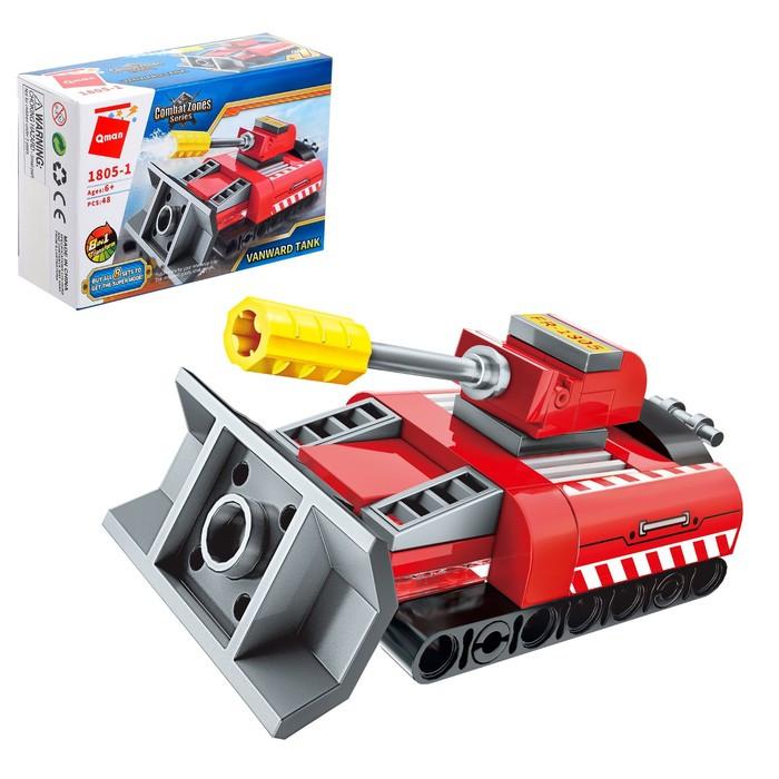 Конструктор Пожарные «Транспорт», 8 видов МИКС - фото 2