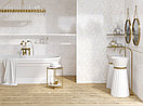 Кафель | Плитка настенная  30х60 - Калакатта | Calacatta вставка белый узор, фото 3