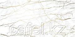 Кафель   Плитка настенная  30х60 - Калакатта   Calacatta вставка белый узор