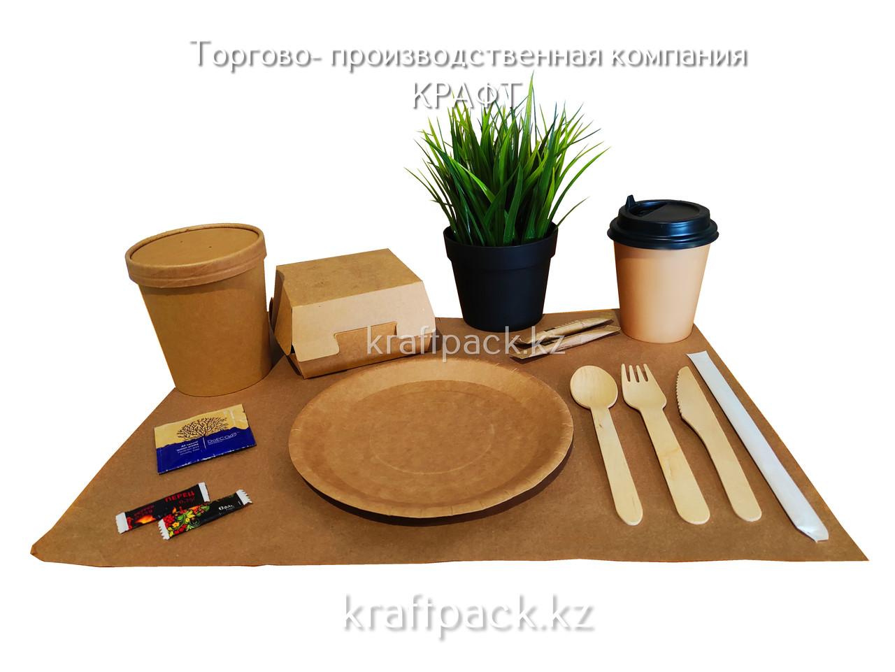 Плейсмет / Подложка для стола, подноса, крафт 50гр/м2 420*300мм (1000 в упаковке)