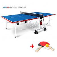 Теннисный стол Compact Expert Outdoor, фото 1