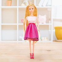 Кукла-модель «Миранда» в платье, МИКС