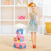 Кукла-модель «Оля» с аксессуарами