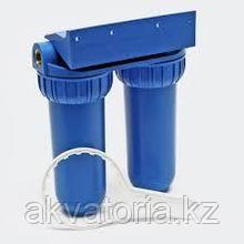 Колба Филдьтра NatureWater SLD 1'' Двойная SL10 (синяя, NW-BR10B2)