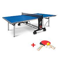 Теннисный стол Top Expert Outdoor - всепогодный топовый теннисный стол. Уникальная система складывания, фото 1
