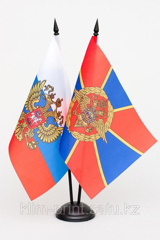 Срочно заказать флажки в Алматы