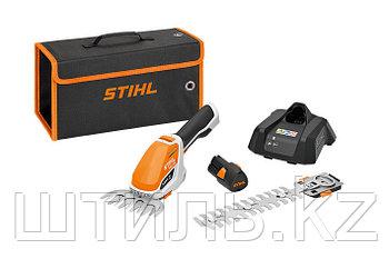 Аккумуляторные мотоножницы STIHL HSA 26 SET (комплект)