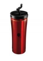 Термос 500 ml berlinger haus metallic burgundy line (bh-6408)