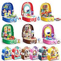 Детские игрущечные рюкзаки с разной тематикой