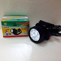 Фонарь налобный аккумуляторный TX-Led 138 super (led headlight) 6 led. Алматы, фото 1