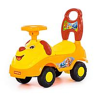 Детская машинка-каталка «Лёва»