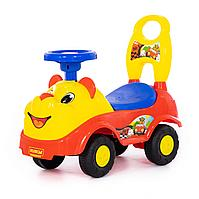 Детская машинка-каталка «Мишка»
