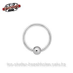 Серьги для пирсинга кольцо