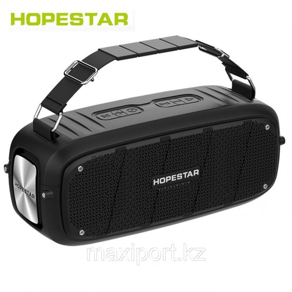 Портативная колонка Hopestar A20 черная (мощность 55вт)