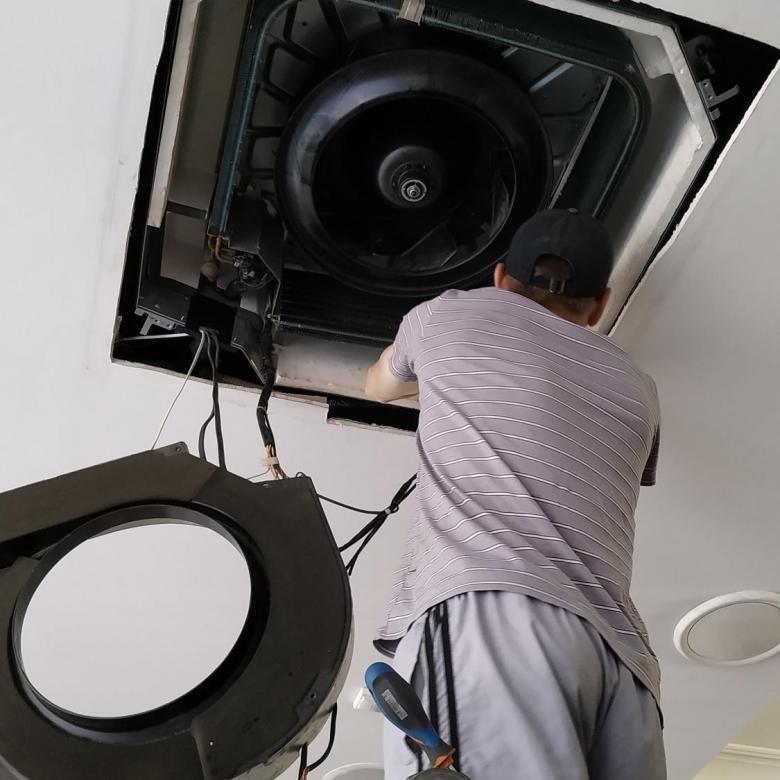 Техническое обследование кондиционерного оборудования