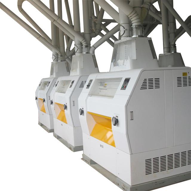 Обслуживание оборудования для переработки мучной продукции