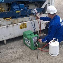Обслуживание контейнеров-рефрижераторов морских Carrier, Thermo King, Daikin