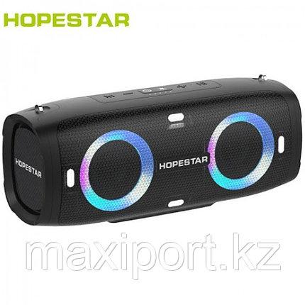 Портативная колонка Hopestar A6 Party черная, фото 2